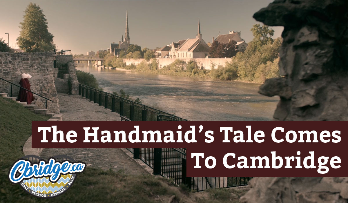 Handmaid's Tale Comes to Cambridge